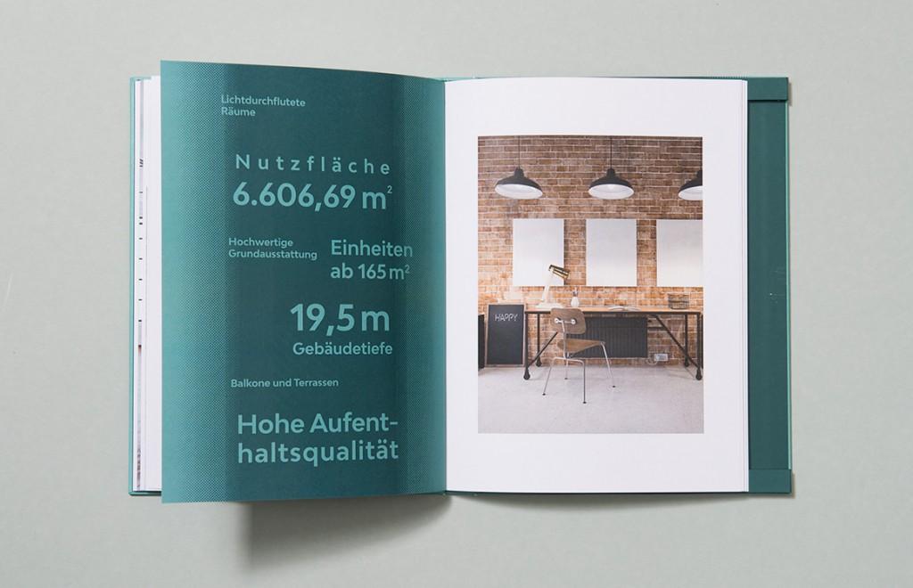 Studio Nüe GabrielenLofts – Imagebrochure & Notebook
