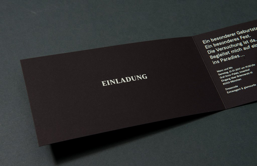 Studio Nüe Uwe Binnberg – Invitation