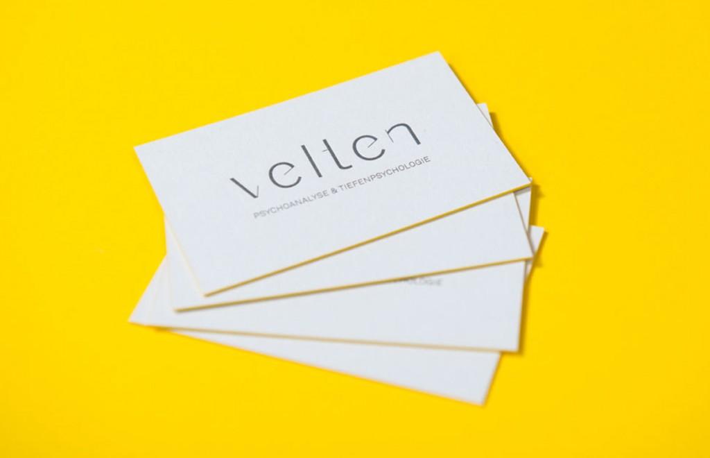 Studio Nüe Ariane Velten – Logo Design