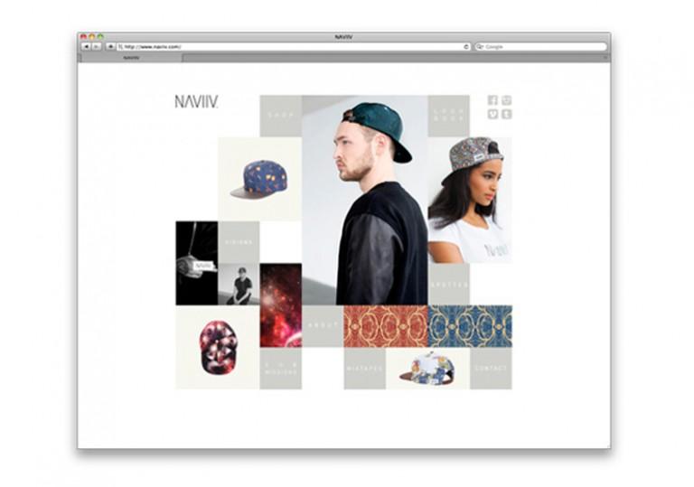 Studio Nüe NAVIIV. – Corporate Identity