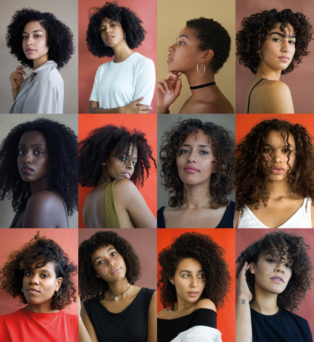 Studio Nüe GURLZ WITH CURLZ – We are more than stereotypes