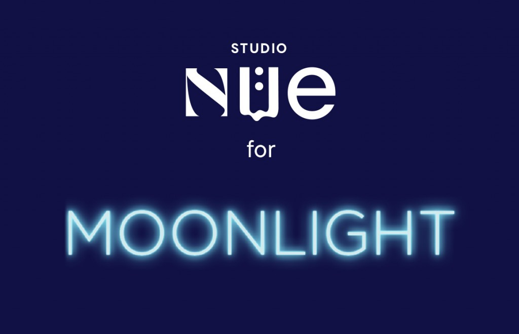 Studio Nüe MOONLIGHT – Art poster