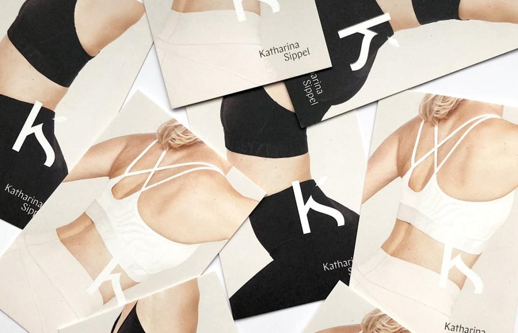 Studio Nüe Katharina Sippel – Corporate Identity