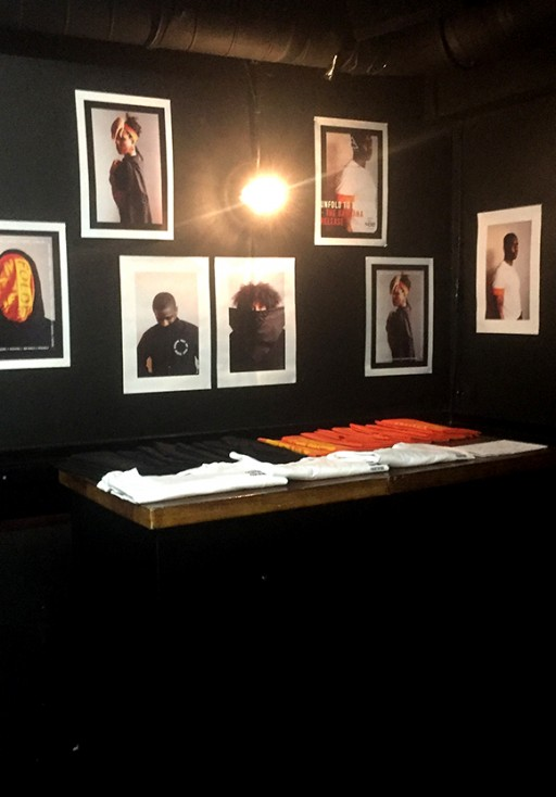 Studio Nüe Fabtribe x Coexist42 – fashion design