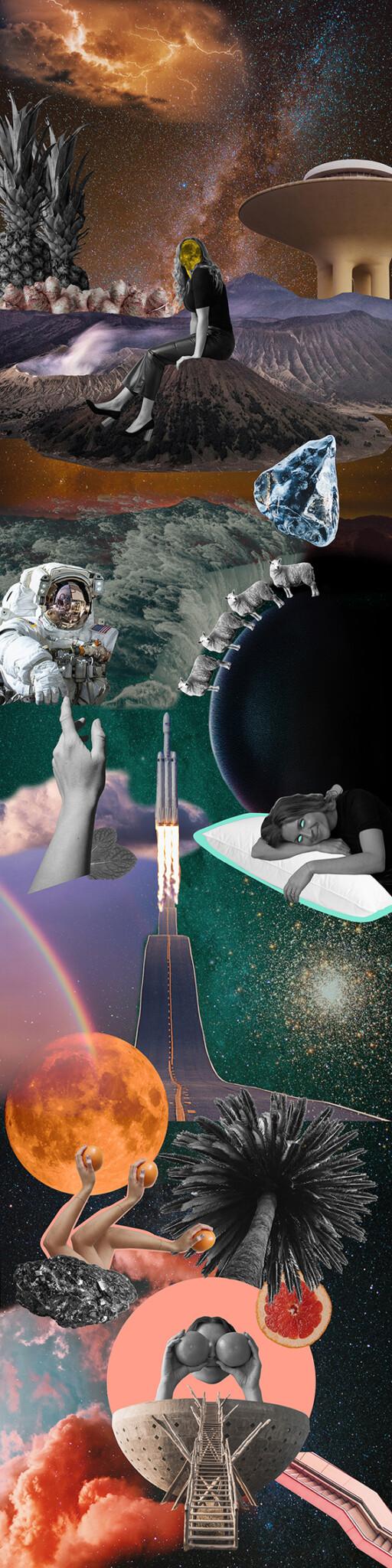 Studio Nüe Princess Stardust –Corporate Identity